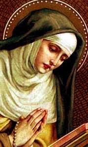 St. Mary Magdalen de Pazzi — 1566-1607