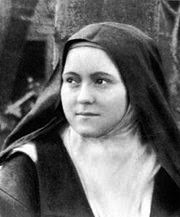 St. Thérèse of the Child Jesus (Thérèse of Lisieux)